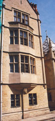 Part of Hertford College