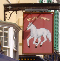 Sign of the White Horse