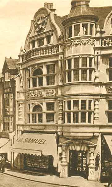 Samuels at 1 Cornmarket