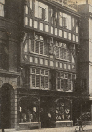 94 High Street in about 1905