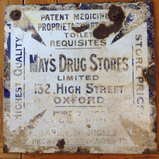 May's Drug Stores