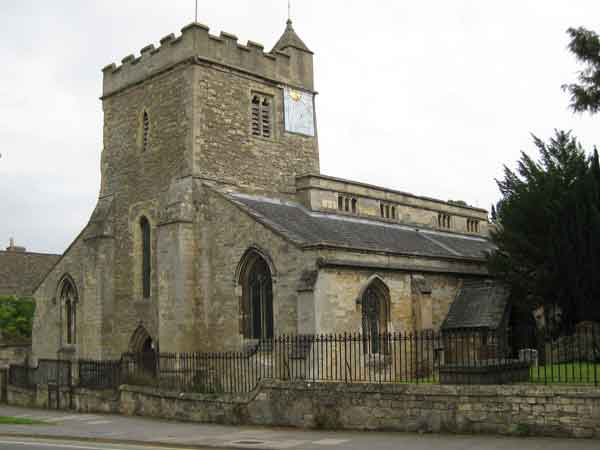 Holywell Church