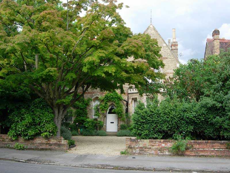 Alderley Lodge in 2007