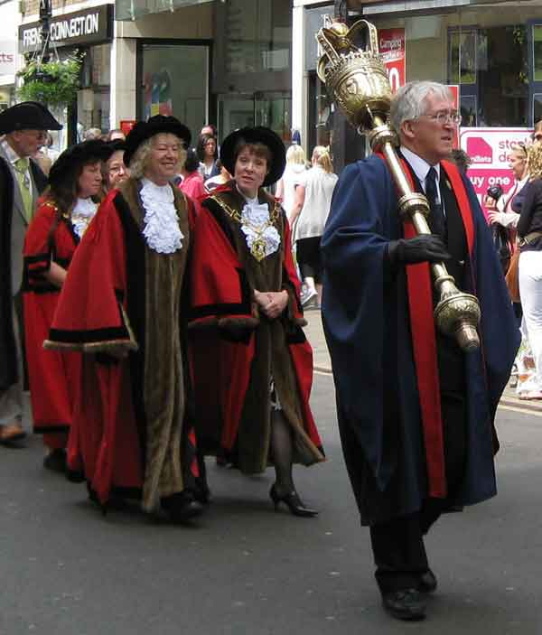Lord Mayor's Parade 2009