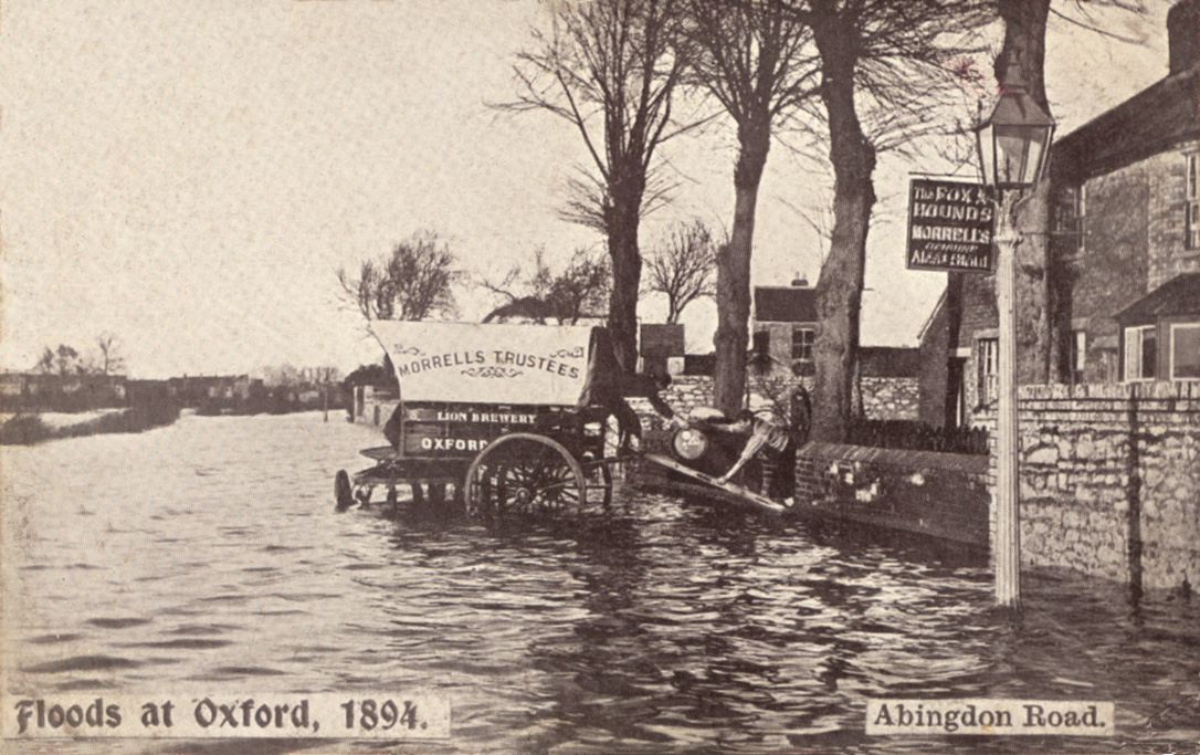 Floods of 1894