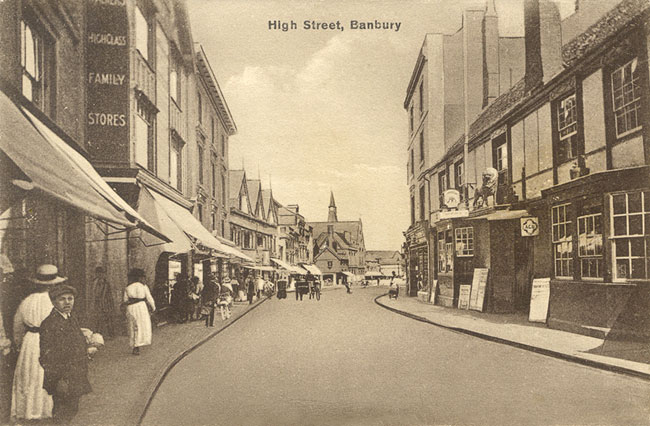 Banbury High Street