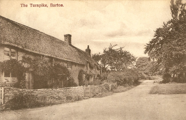 The Turnpike, Middle Barton