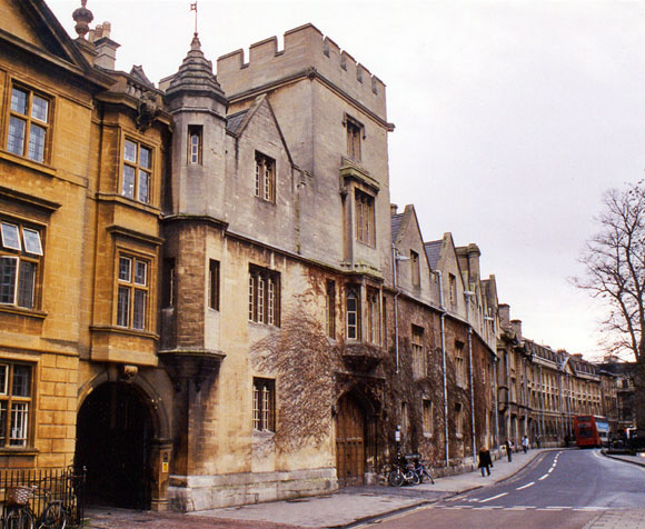 Salvin Buildings, Balliol College