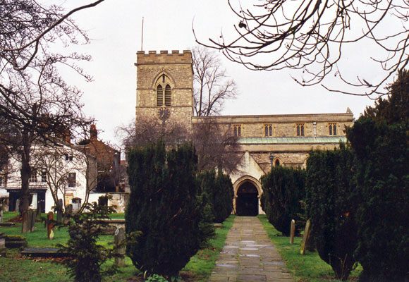 St Giles' Church