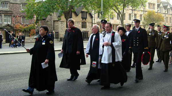 Clergy and Navy