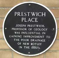 Prestwich Place, Botley Road