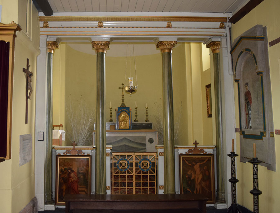 St Barnabas War Memorial Chapel